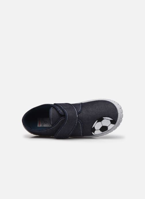 Pantofole Superfit Bill Azzurro immagine sinistra