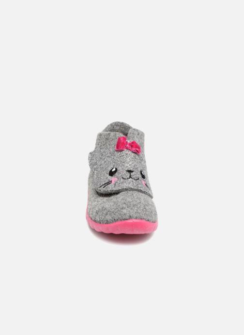Pantoffels Superfit Happy Grijs model