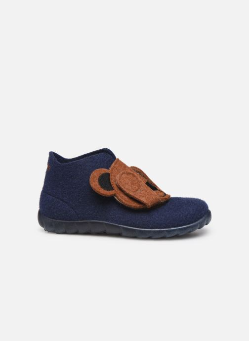 Pantoffels Superfit Happy Blauw achterkant