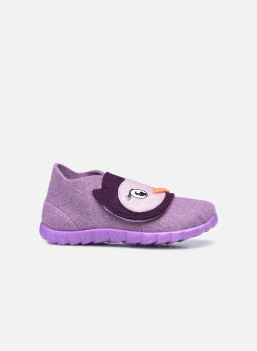 Pantofole Superfit Happy Viola immagine posteriore