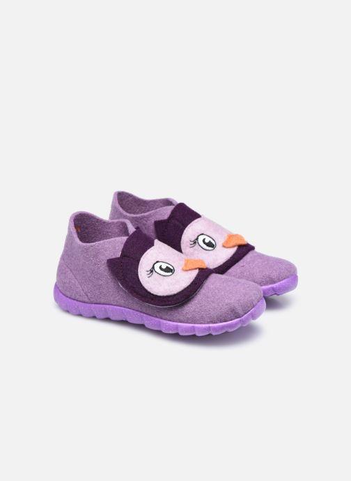Pantofole Superfit Happy Viola vedi dettaglio/paio