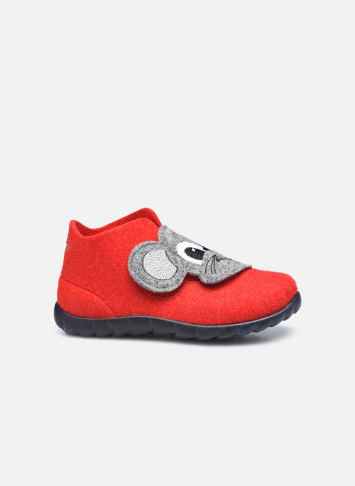 Pantofole Superfit Happy Rosso immagine posteriore