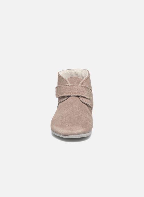Slippers Robeez Pole Nord Beige model view
