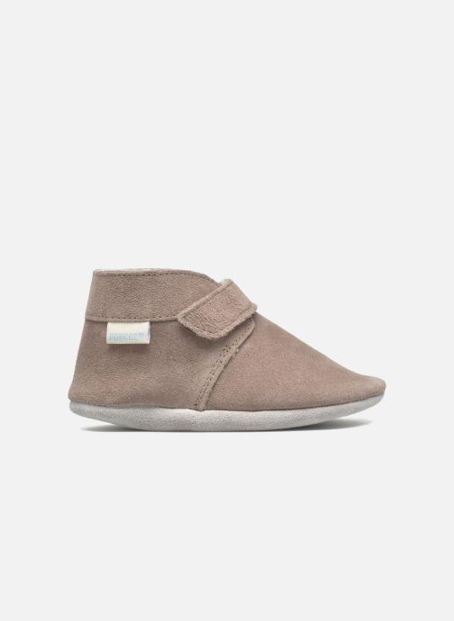 Slippers Robeez Pole Nord Beige back view