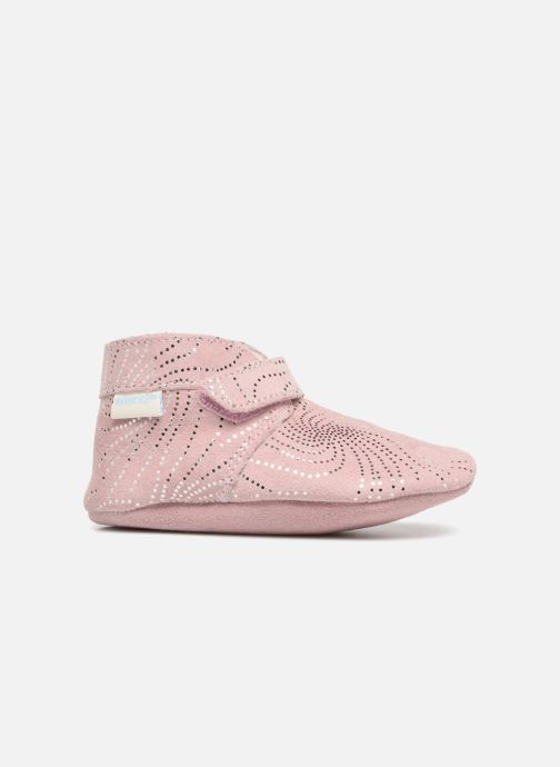 Slippers Robeez Pole Nord Pink back view