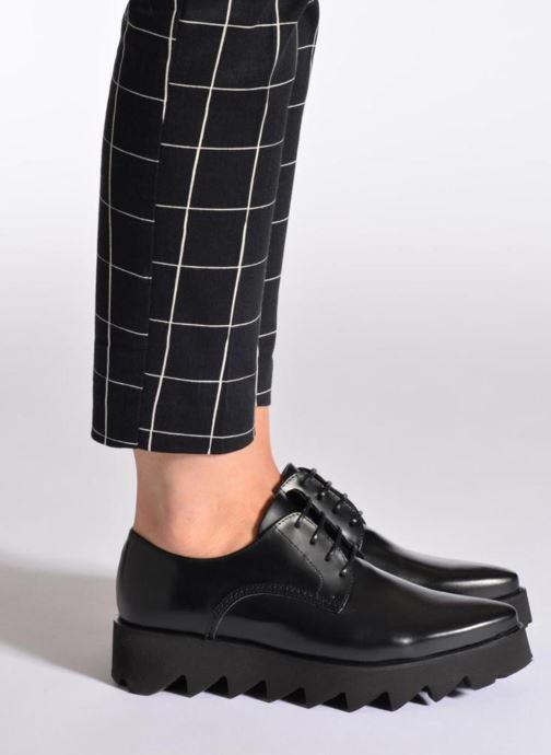 Zapatos con cordones Swear Nina 3 Blanco vista de abajo