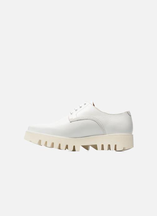 Zapatos con cordones Swear Nina 3 Blanco vista de frente