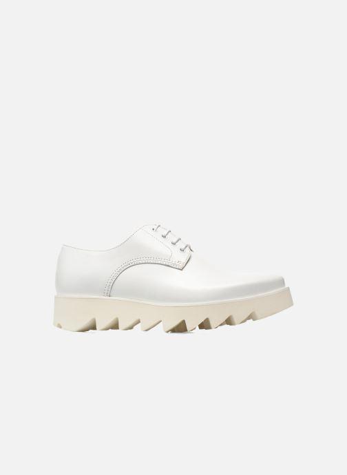 Zapatos con cordones Swear Nina 3 Blanco vistra trasera