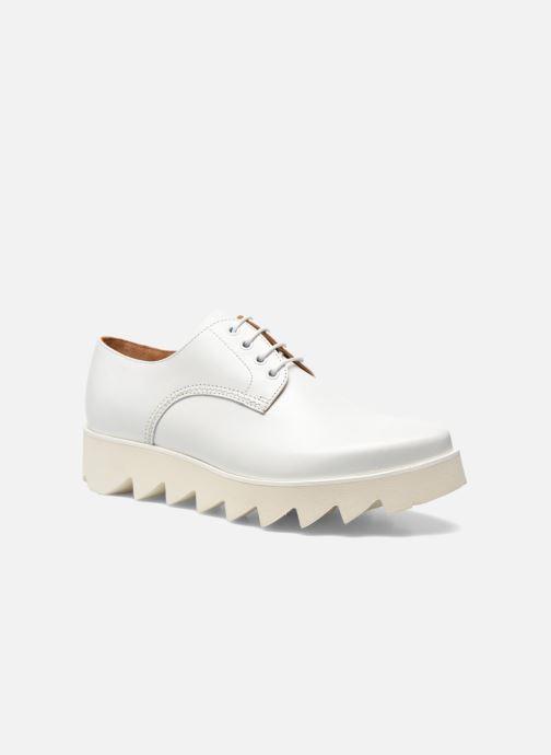 Zapatos con cordones Swear Nina 3 Blanco vista de detalle / par