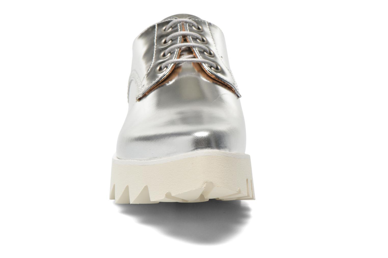Chaussures à lacets Swear Nina 3 Argent vue portées chaussures