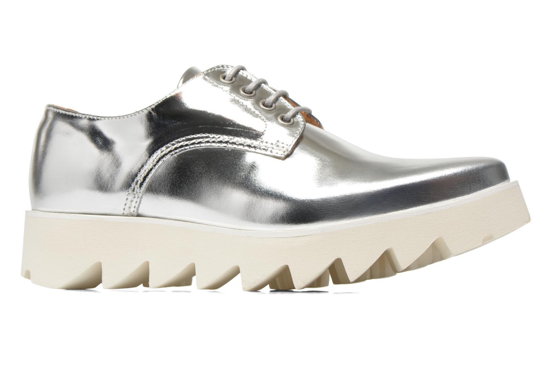Chaussures à lacets Swear Nina 3 Argent vue derrière