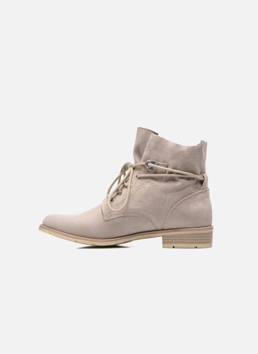Sandali e scarpe aperte Marco Tozzi Flora Beige immagine frontale
