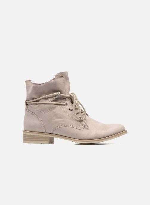 Sandali e scarpe aperte Marco Tozzi Flora Beige immagine posteriore