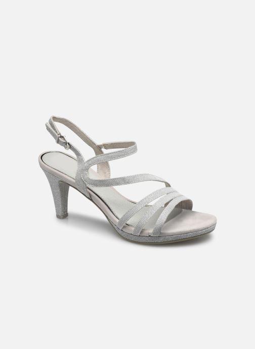 Sandali e scarpe aperte Marco Tozzi Flora Argento vedi dettaglio/paio