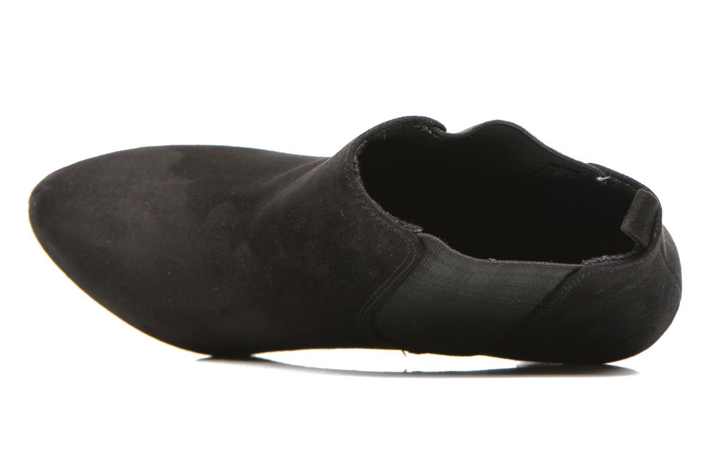 Bottines et boots Marco Tozzi Oracle Noir vue gauche