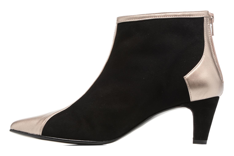 Bottines et boots Anna Volodia Mirian Argent vue face