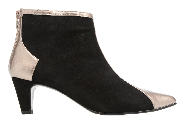 Bottines et boots Anna Volodia Mirian Argent vue derrière