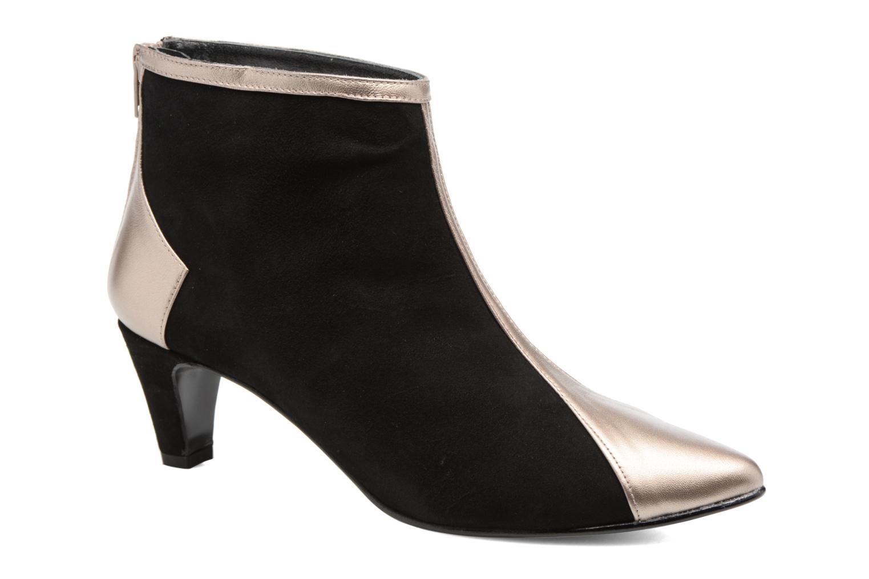 Bottines et boots Anna Volodia Mirian Argent vue détail/paire
