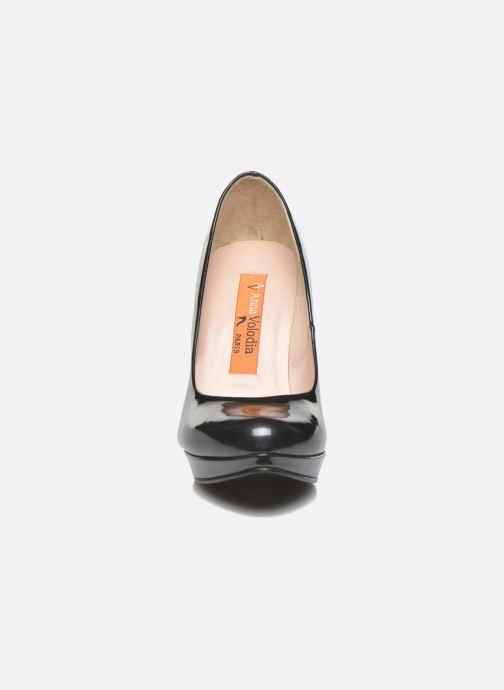 Escarpins Anna Volodia Copla Noir vue portées chaussures
