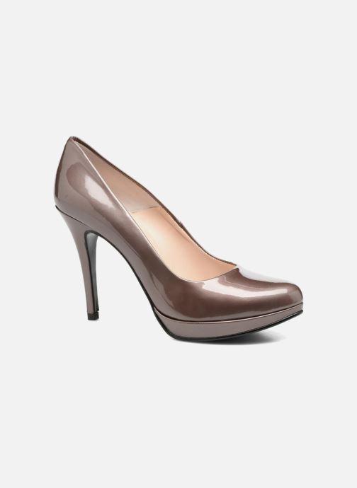 Høje hæle Anna Volodia Copla Brun detaljeret billede af skoene