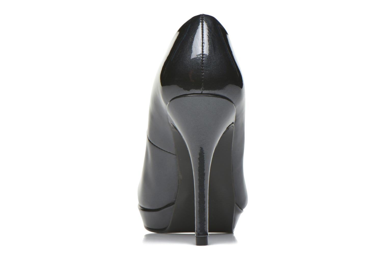 High heels Anna Volodia Copla Black view from the right