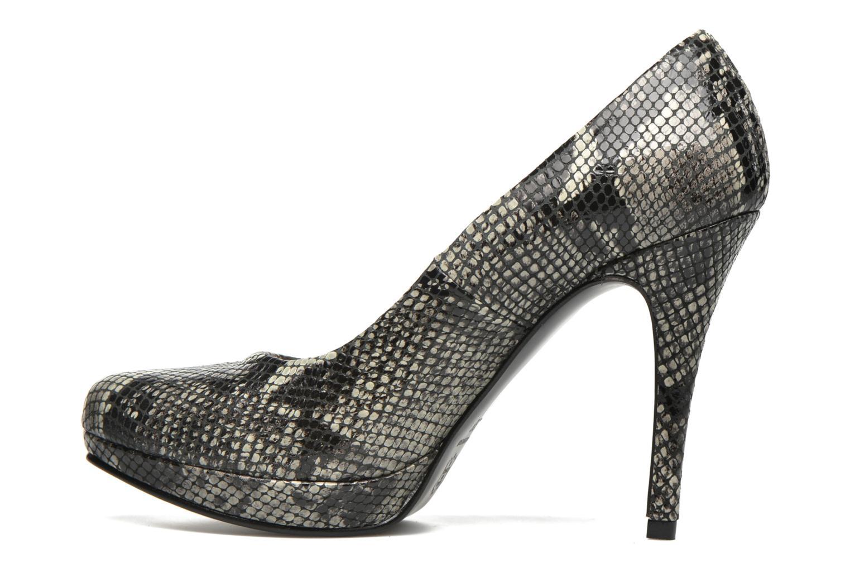 High heels Anna Volodia Copla Beige front view