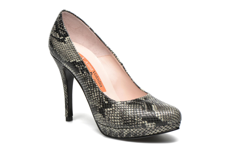 High heels Anna Volodia Copla Beige detailed view/ Pair view