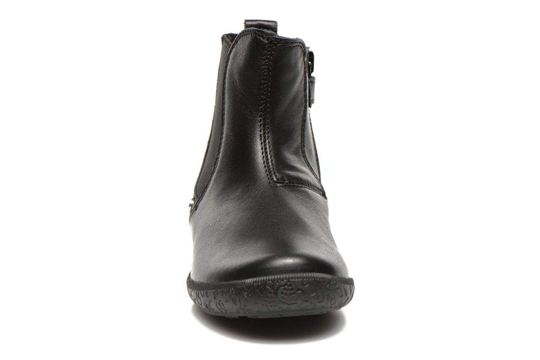 Bottines et boots Naturino Adelina 4043 Noir vue portées chaussures