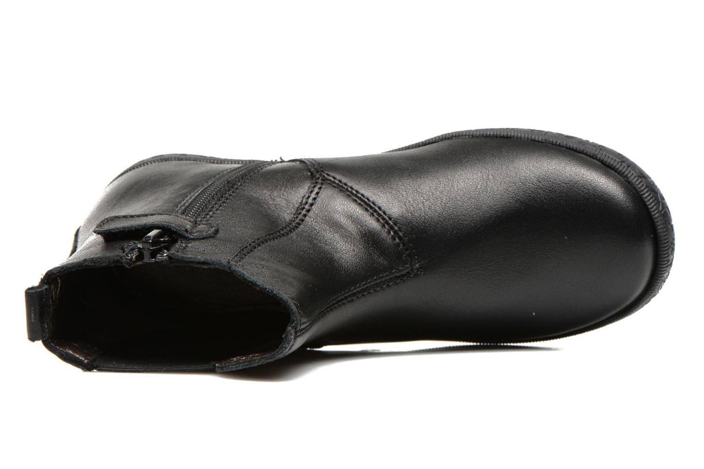 Bottines et boots Naturino Adelina 4043 Noir vue gauche