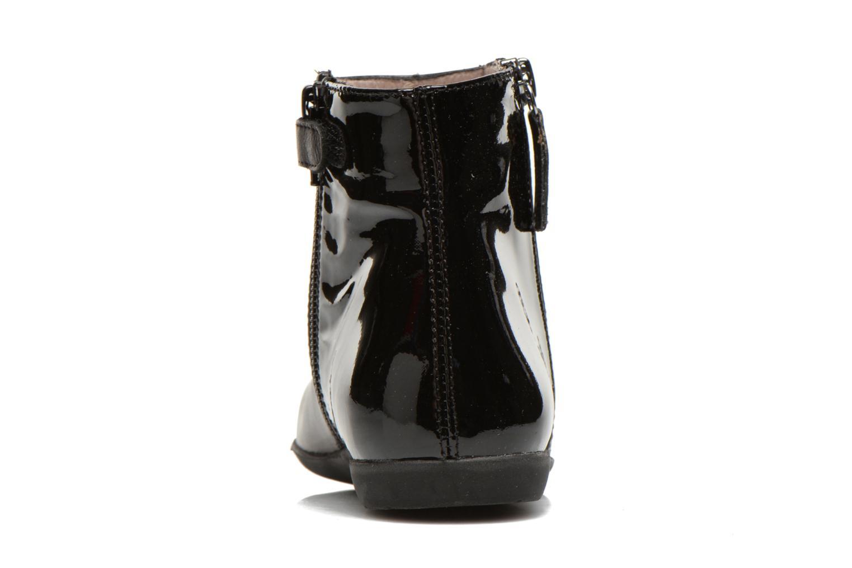 Bottines et boots Unisa Adelmo Noir vue droite