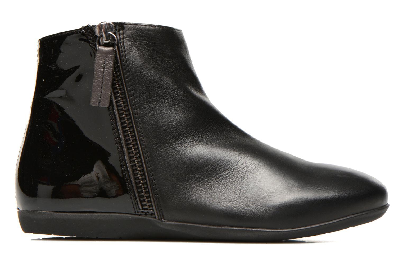 Bottines et boots Unisa Adelmo Noir vue derrière