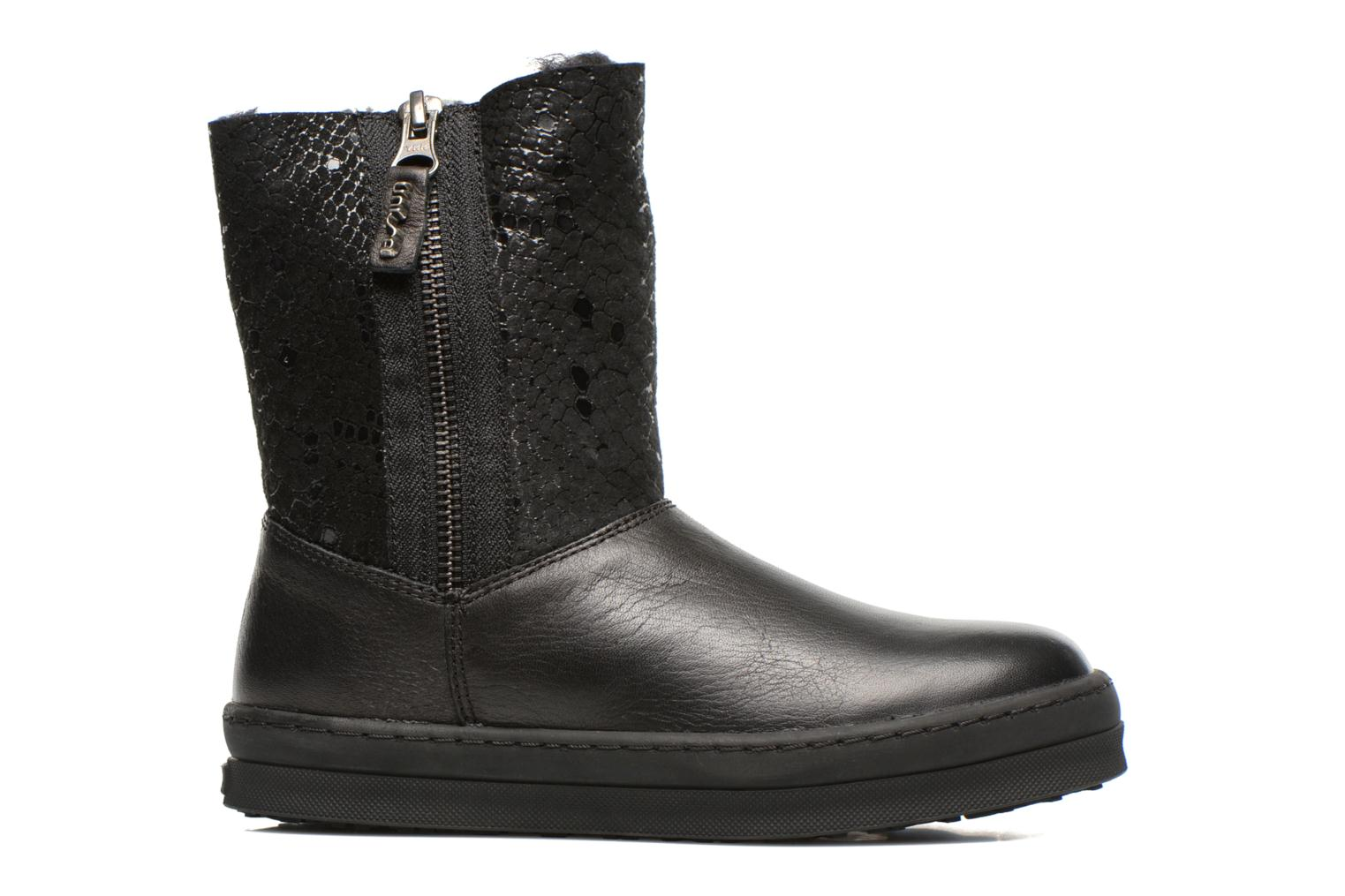 Boots & wellies Unisa Caterina Black back view