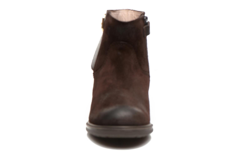 Bottines et boots Unisa Adaris Marron vue portées chaussures