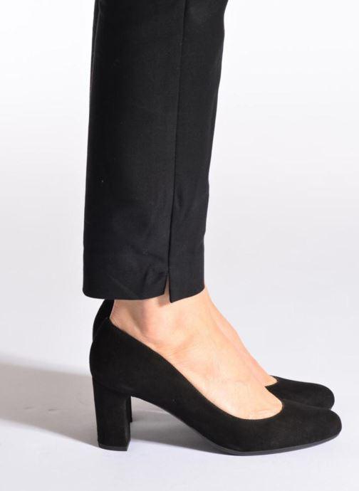 Zapatos de tacón L.K. Bennett Sersha Negro vista de abajo