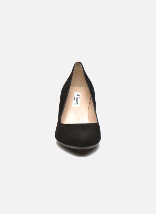 Zapatos de tacón L.K. Bennett Sersha Negro vista del modelo