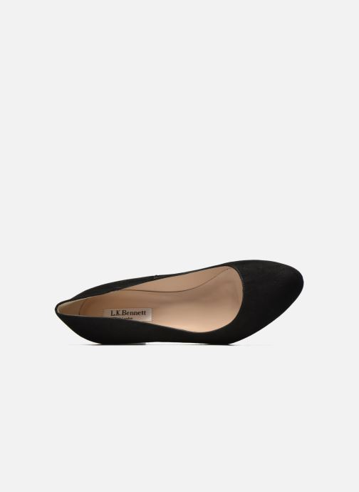 Pumps L.K. Bennett Sersha Zwart links