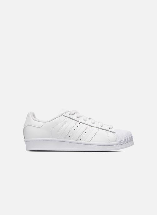 Deportivas adidas originals Superstar Foundation W Blanco vistra trasera