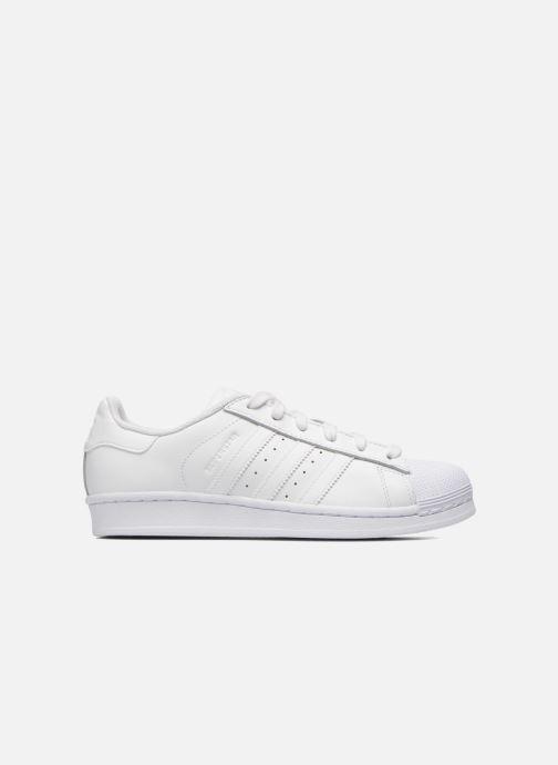 Sneakers adidas originals Superstar Foundation W Bianco immagine posteriore