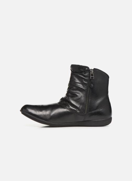Boots en enkellaarsjes Josef Seibel Faye 05 Zwart voorkant