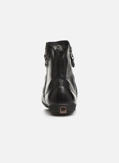 Boots en enkellaarsjes Josef Seibel Faye 05 Zwart rechts