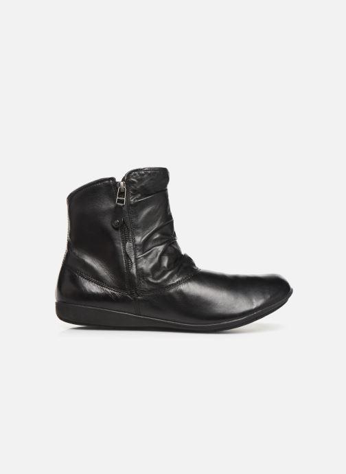 Boots en enkellaarsjes Josef Seibel Faye 05 Zwart achterkant