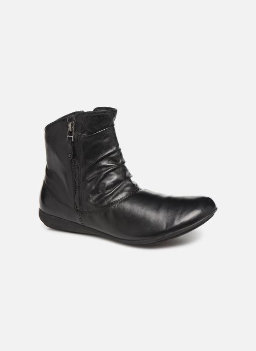 Boots en enkellaarsjes Josef Seibel Faye 05 Zwart detail