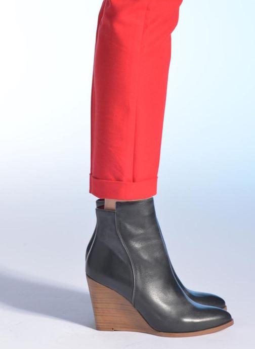 Boots en enkellaarsjes Made by SARENZA Toundra Girl Bottines à Talons #12 Zwart onder