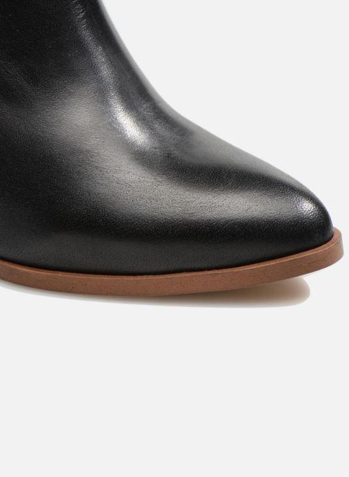 Boots en enkellaarsjes Made by SARENZA Toundra Girl Bottines à Talons #12 Zwart links