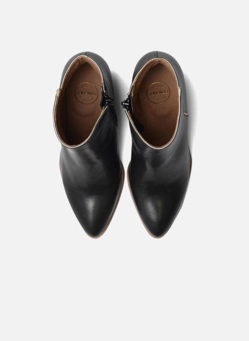 Boots en enkellaarsjes Made by SARENZA Toundra Girl Bottines à Talons #12 Zwart model