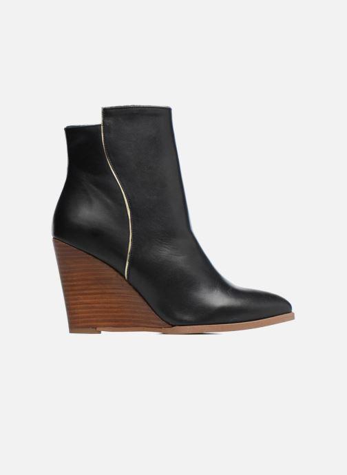 Boots en enkellaarsjes Made by SARENZA Toundra Girl Bottines à Talons #12 Zwart detail