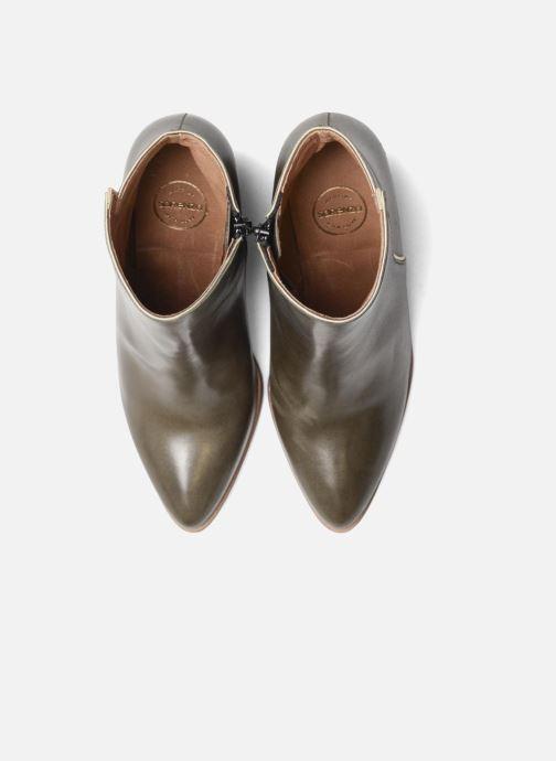 Boots en enkellaarsjes Made by SARENZA Toundra Girl Bottines à Talons #12 Groen model