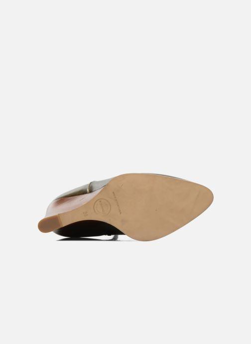 Boots en enkellaarsjes Made by SARENZA Toundra Girl Bottines à Talons #12 Groen boven