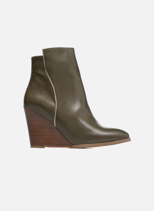 Boots en enkellaarsjes Made by SARENZA Toundra Girl Bottines à Talons #12 Groen detail