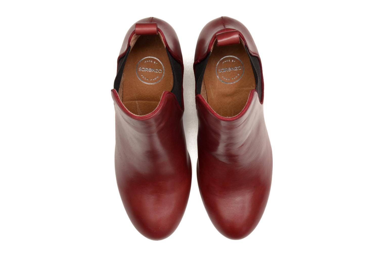 Bottines et boots Made by SARENZA Winter Ski #2 Bordeaux vue portées chaussures